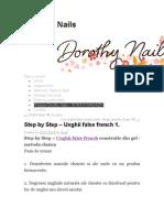 Dorothy Nails