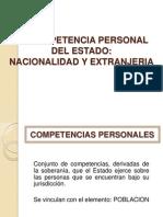 1 LA COMPETENCIA PERSONAL DEL ESTADO.ppt