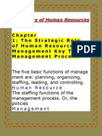 Dictionary of Human Resources