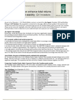 Wealth Matters Client Summary Nov 1 12 E