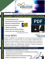 Formação e Certificação Internacional em Coaching - Instituto Evolutivo