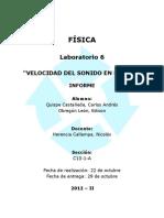FÍSICA - lab 06