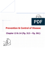 unit iii - prevention  control of disease  10