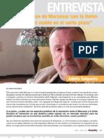 Entrevista a Adolfo Salgueiro