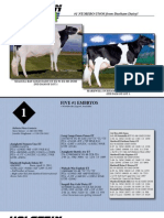 Sale Catalog - Online Embryo Auction