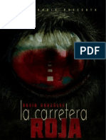 LA CARRETERA ROJA DE DAVID GONZÁLEZ