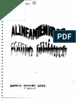 Alineación axial-radial: Alineacion Por Triangulos Semejantes