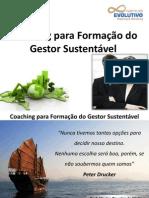 Coaching para Formação do Gestor Sustentável
