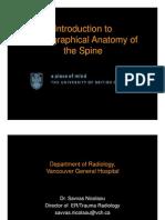 Lecture 2 Spine Slides