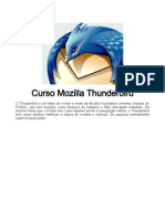 Apostila Thunderbird