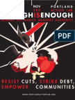 Austerity Poster Global