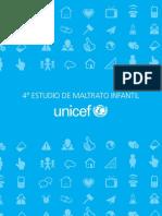 UNICEF Cuarto Estudio Maltrato Infantil