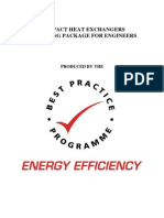Compact Heat Exchangers - Guidance for Engineers