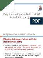 ED4 - Maquinas de Estados - Projeto Parte I