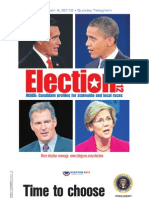 The 2012 Voter Guide