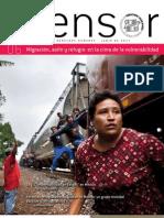 Migración, asilo y refugio