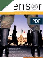 Militarización de la seguridad pública [DFensor Agosto, 2011]