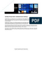 XenData Product Brief XenData6 Server En
