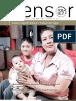 Hacia la dignificación del trabajo del hogar [DFensor, Enero 2012]