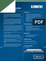 Concentrator - Deconcentrator AZ860 R3