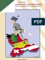 Manual de Aleman Para Universitarios