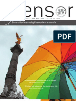 Diversidad sexual y libertad en armonía [DFensor, Julio 2012]