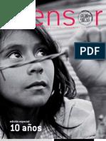 Democracia y derechos humanos [DFensor, Octubre 2012. Edición especial 10 Años]