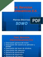 Detroit Diesel Curso SDMO MTU