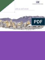 Emerging Trends in Real Estate Sector-GrantThornton CII Report 2012
