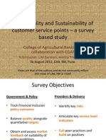 CSP Survey 16 Aug