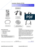 Evmdm6437 Quick Start Guide