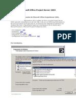 Configurar Project Server 2003