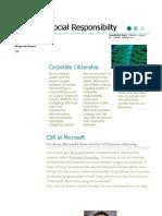 Soham -Microsoft Csr