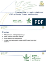 Working with (inter)regional innovation platforms