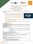 """Forum """"Eastern Dimension of Volunteering"""""""