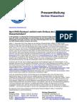 Pressemitteilung vom Berliner Wassertisch vom 3. November 2012