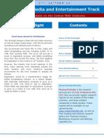 Four-S Fortnightly Mediatainment Track 1st September - 14th September 2012