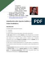 Actualización sobre Aparato Auditivo y Alteraciones Cócleo-Vestibulares