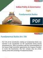 (3A) Fundamental Duties
