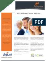 Asterisk Brochure