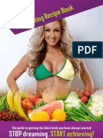 Free Amazing Diet Body Transformations Diet Plan Cookbook
