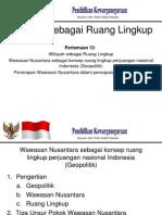 Pert PKn Ke-13 Geopolitik