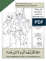 Quranic Lesson 45 - Respecting Your Parents