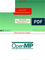 IDRIS OpenMP English Presentation