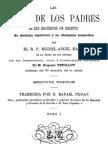 Las Vidas de Los Padres de Los Desiertos-Tomo I de VI