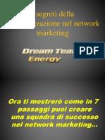 I Segreti Della Sponsorizzazione Nel Network Marketing