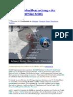 HAARP -der künstliche Hurrikan Sandy-