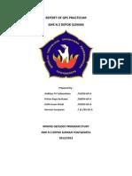 Practice Report Use Gps