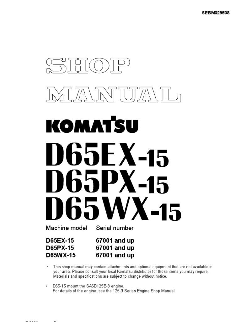 Ac Diagram For Komatsu D65ex 12 Schematic Diagrams D65 Wiring Online U2022