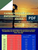 FARMACOTERAPIA DIARREICA